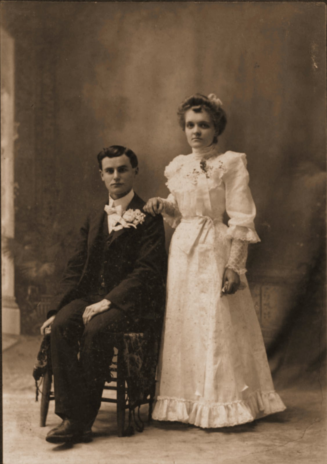 Old marriage photos